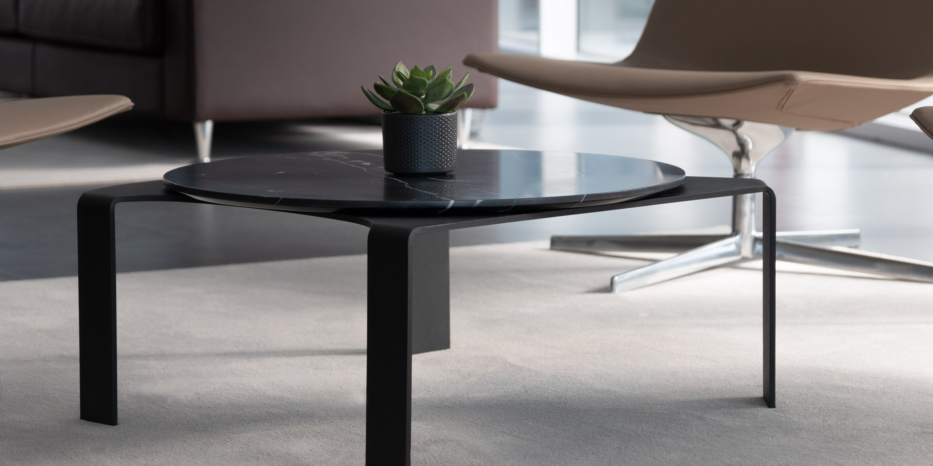 MAAMI-HOME - Moon Coffee Table